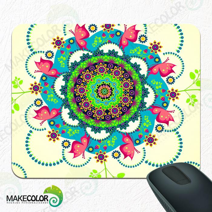 Mouse Pad Mandala Colorida
